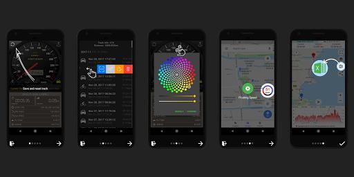 Speedometer GPS Pro screenshot 7