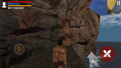 Barbarian. Gothic Old School 3D Action RPG 0.6.7 screenshots 1