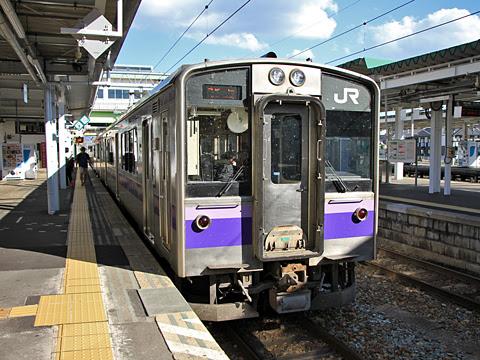 JR東日本 東北本線 701系電車(北上~盛岡)