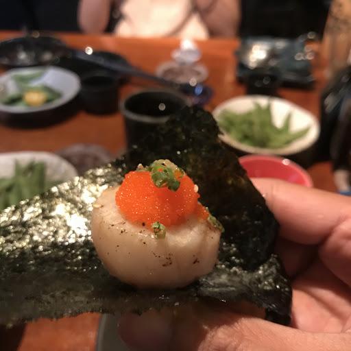 串燒都很好吃,又有多種清酒可以選擇,推推