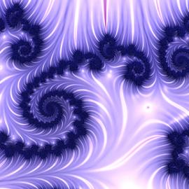 Coral reef  by Cassy 67 - Illustration Abstract & Patterns ( coral, lagoon, waterscape, waves, swirl, wallpaper, ocean, spiral, digital, blue, digital art, fractal art, fractal, fractals )