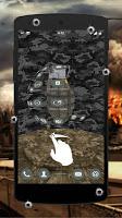 screenshot of Army Military 3D Theme
