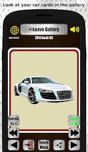 Autorama: Free Car Automobile Memory Matching Game 5