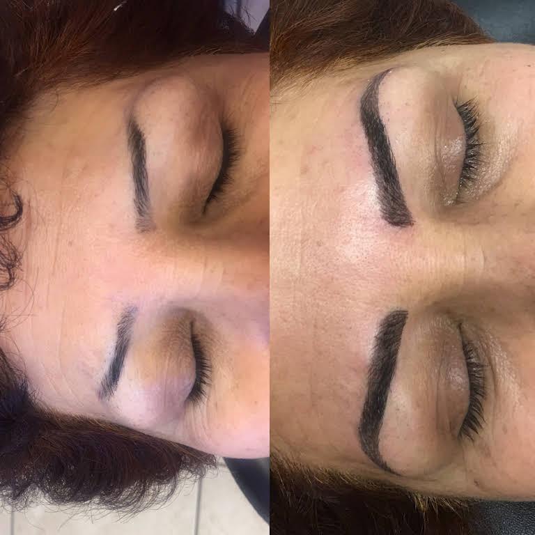 Rose Brows Beauty Salon In Middleburgfiliming Islandorangepark