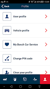 Connected Car Service screenshot 7