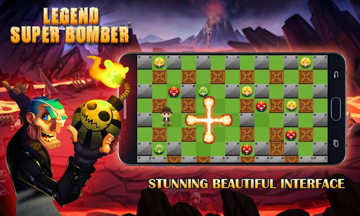 Super Bomber Legend APK MOD – ressources Illimitées (Astuce) screenshots hack proof 1