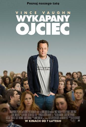Polski plakat filmu 'Wykapany Ojciec'