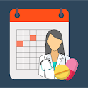 Medical Reminder–Pill Alarm and Appointment Alerts icon