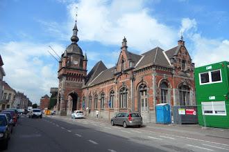 Photo: Vielle gare de Audenarde