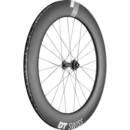 DT Swiss ARC1400 DiCut Front Wheel - 80mm, 700c, 12x100mm, Centerlock