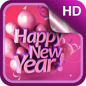 New Year Live Wallpaper HD apk