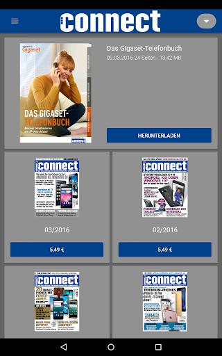 connect Magazin screenshot 12
