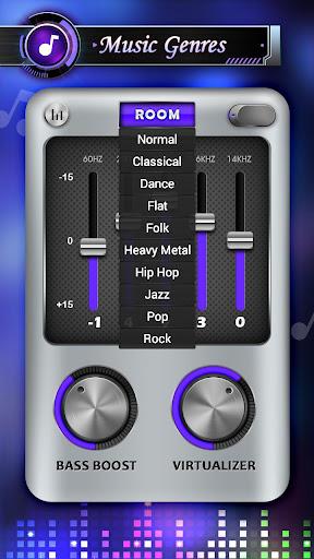 Equalizer, Bass Booster & Volume Booster - EQ 1.5.6 screenshots 4
