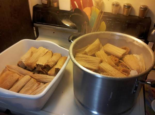 To-good Tamales Recipe