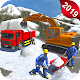Heavy Excavator Snow Machine Simulator 2019 APK