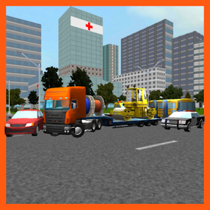 Heavy Equipment Transport 3D for PC and MAC