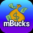 mBucks - Real Cash Rewards Earn Money & Gift Card