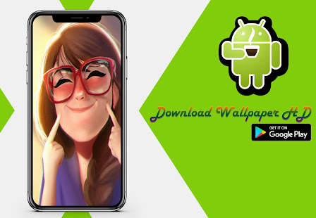 Cute Cartoon Girl Wallpaper Apps On Google Play