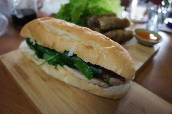小愛越南法國麵包