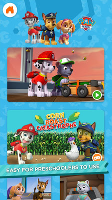 Nick Jr. - Shows & Games - screenshot