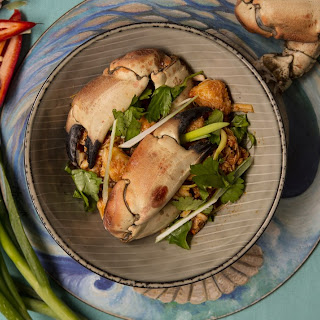 Singapore Chilli Crab Recipe