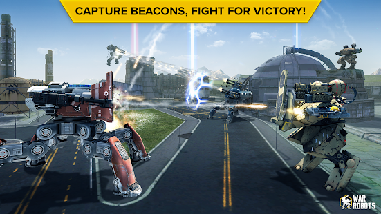 Mod Game War Robots PvP Multiplayer for Android