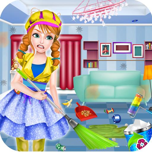 Sweet Baby Girl House Cleanup 2018 Cleaning Games
