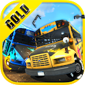 School Bus Demolition Derby GOLD+ icon