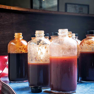 Vinegar Barbecue Sauce.