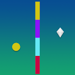 Flappy Color Ball icon