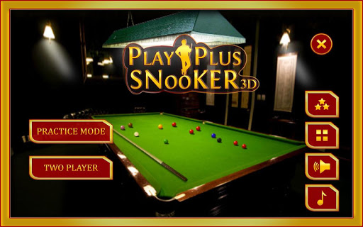Play Plus Snooker 3D