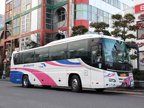 西日本JRバス「北陸ドリーム四国号」同型車 647-8977