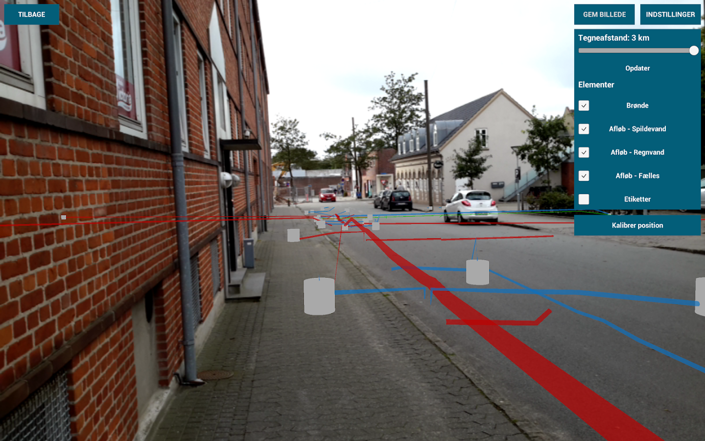 uGraph AR- screenshot