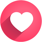 circle ping pong touch of love Icon