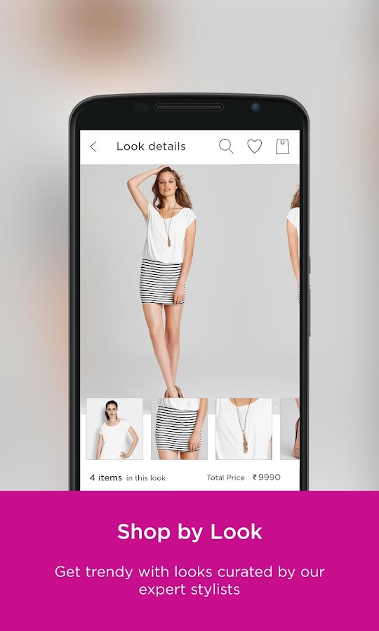 abof – online fashion app- screenshot