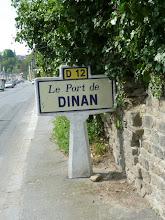Photo: 22, Dinan, le port