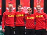 Belgisch Fed Cup-team meent meer kwaliteiten te hebben dan Kazakhstan