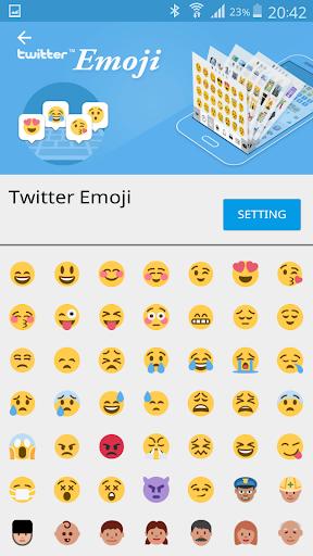 Emoji Switcher (NO ROOT) screenshot 3