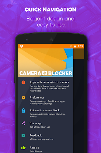 Camera Blocker - Anti Spyware