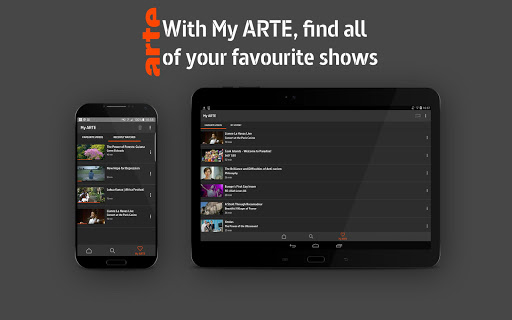 ARTE 5.12.1 screenshots 5