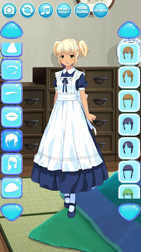 Japanese Girl Dress Up android2mod screenshots 11