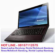Sewa Laptop Bandung, Rental Laptop Bandung, Sewa Notebook Bandung, Rental Notebook Bandung, Sewa, Rental, Murah, Bandung, LENOVO