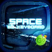 Space Keyboard Theme & Emoji