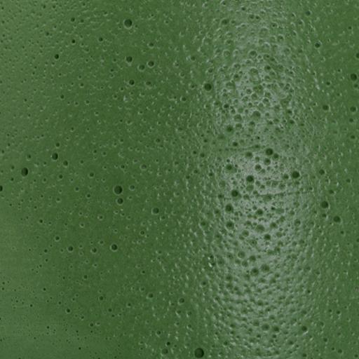 béton vert