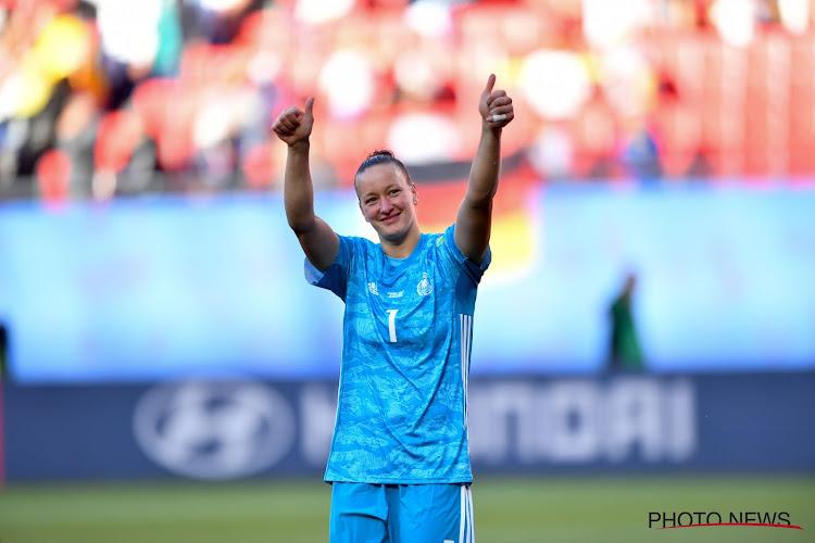 Fin de saison pour la n°1 allemande, mais pour un heureux événement