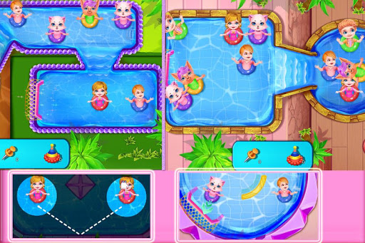 Happy Pool Park android2mod screenshots 4