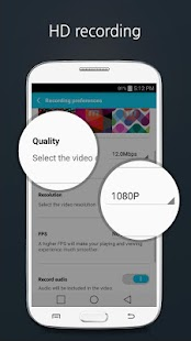 Mobizen-Your Android, Anywhere- screenshot thumbnail