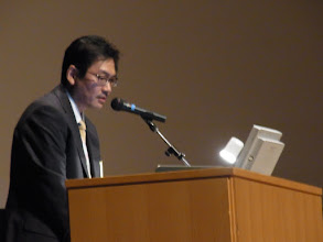 Photo: 四国SJCDから佐々木先生
