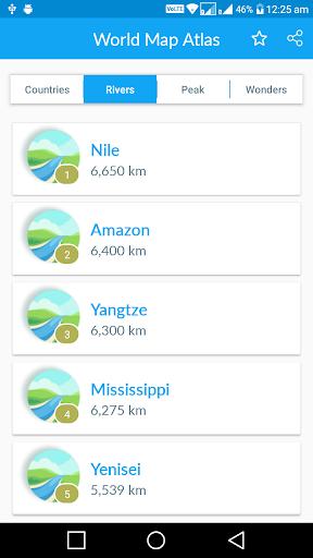Offline World Map 1.0.12 screenshots 2
