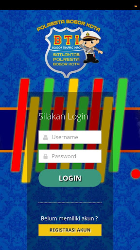 Bogor Traffic Info screenshot 1